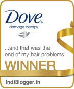 Dove IndiBlogger Contest Winner
