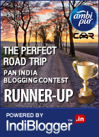 Ambi Pur Perfect Road Trip - Runner-up