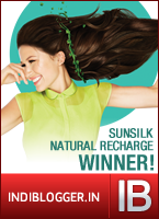 Sunsilk Natural Recharge Winner