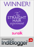 Sunsilk - IndiBlogger Contest Winner