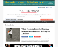 Youth Ki Awaaz: Mouthpiece for the Youth