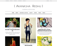 Akanksha Redhu - A Fashion & Lifestyle Blog
