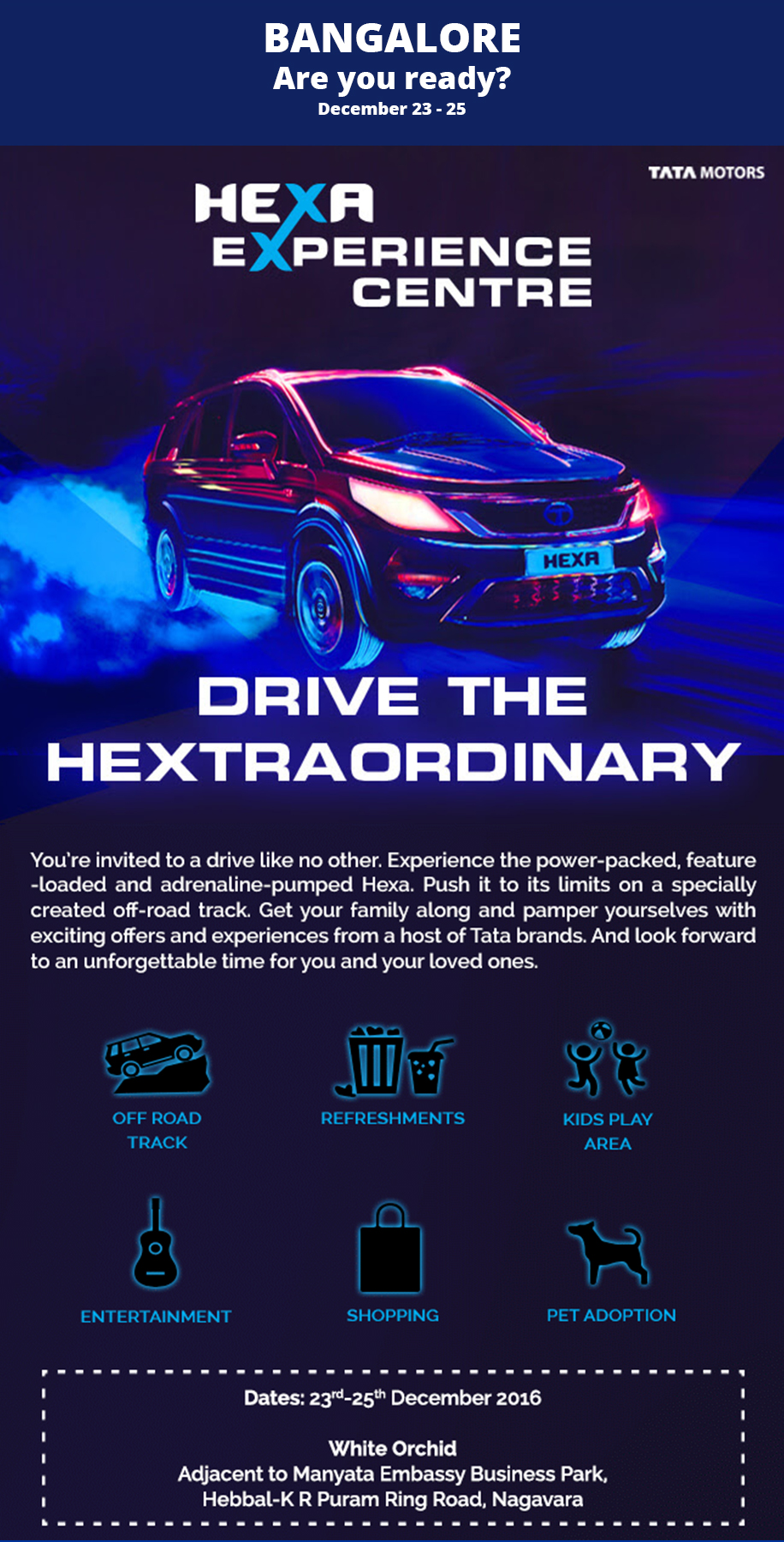 #hexaexperience