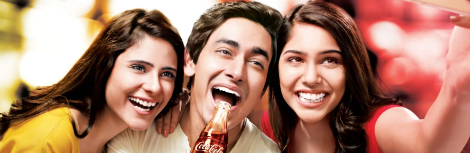 COCA COLA INTERNATIONAL DAY OF HAPPINESS