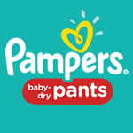 Pampers India logo
