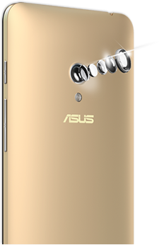 ASUS Zenphone Lenses