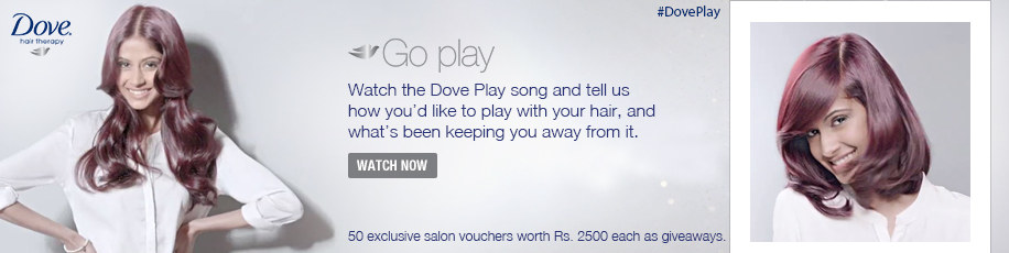 Dove Go Play