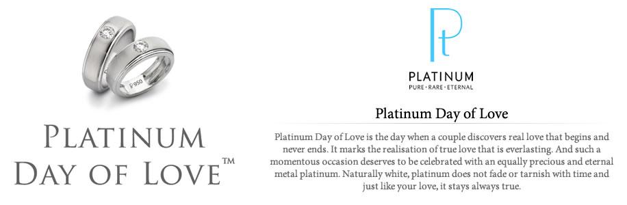 PLATINUM DAY OF LOVE