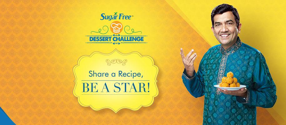 Sugar Free Dessert Challenge