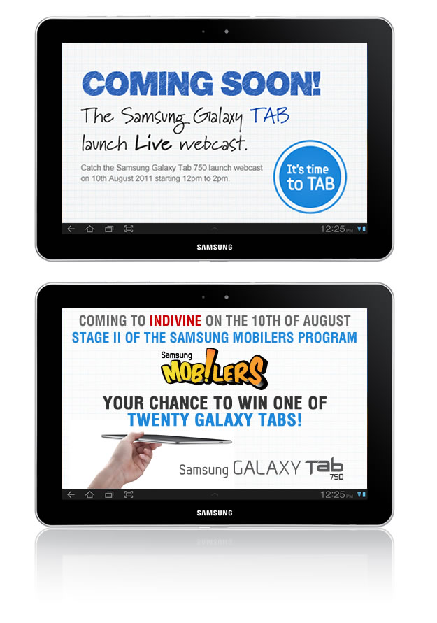 Samsung Mobiler Program